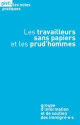 Document GISTI « Les travailleurs sans papiers et les prud'hommes »
