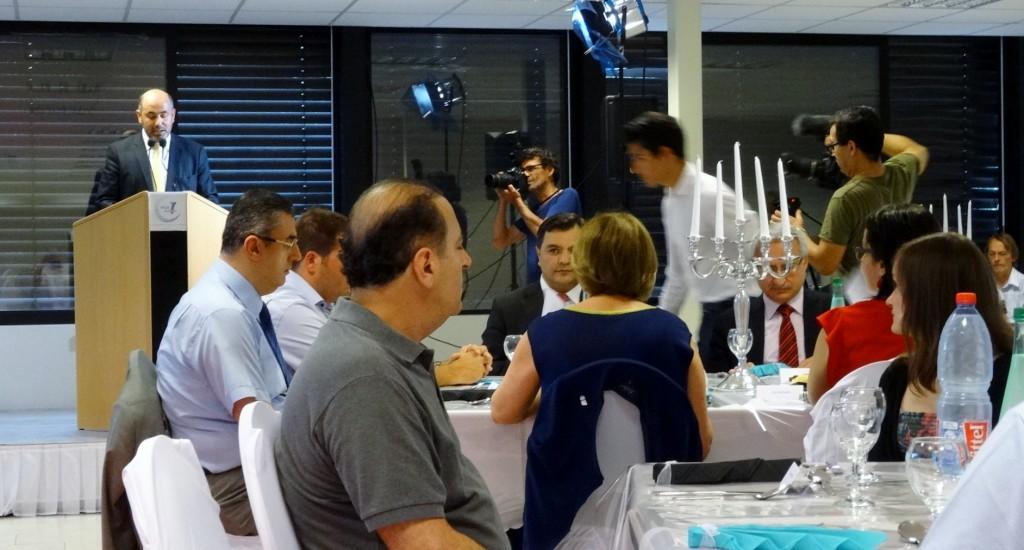 Iftar au Conseil régional du culte musulman à Strasbourg