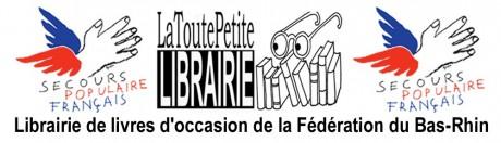 La Toute Petite Librairie du Secours Populaire Français est ouverte samedi 10 mai à Strasbourg