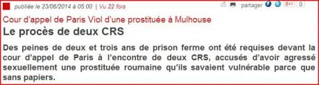 crs prostituée mulhouse procès