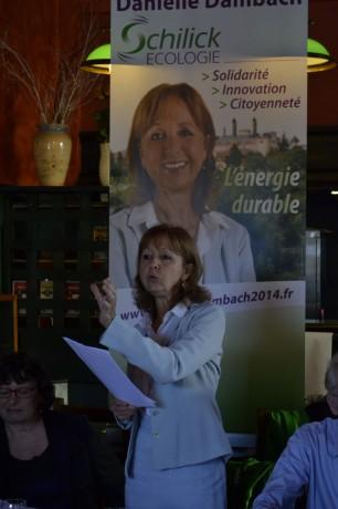 Municipales: écolos rassemblés à Schiltigheim