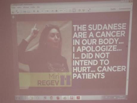 david sheen sudanese