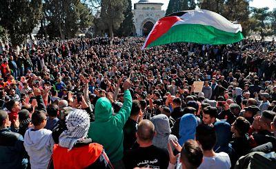 Manif à Strasbourg: Jérusalem-Al Qods n'est pas la capitale d'Israël!