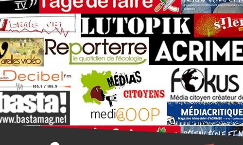 La Coordination Permanente des Medias Libres dénonce à nouveau les violences policières et judiciaires à l'encontre des journalistes et médias.