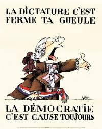 dictature democratie
