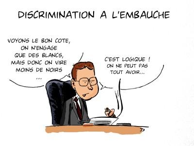 Etude du défenseur des droits sur les discriminations à l'embauche