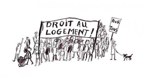 Collectif des Associations Unies pour une nouvelle politique publique du logement
