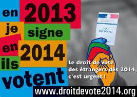 « Ils » ne voteront pas aux prochaines élections municipales !