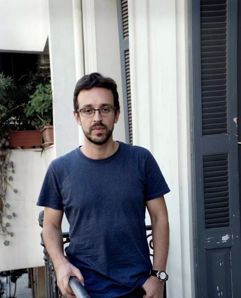 Aris Chatzistefanou : « Si la rébellion contre l'austérité persiste, ils joueront la carte du fascisme »