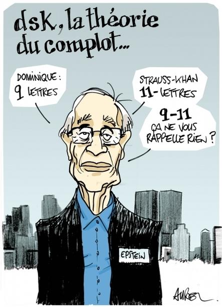 Conspirationnisme: la paille et la poutre, par Frédéric Lordon