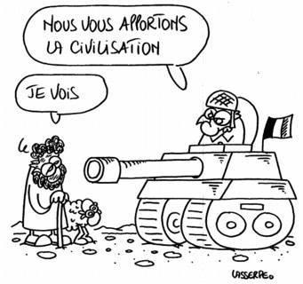 Du colonialisme au sionisme, par Saïd Bouamama