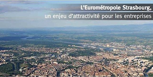 Décret n° 2014-1603 du 23 décembre 2014 portant création de la métropole dénommée « Eurométropole de Strasbourg »