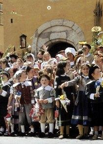 Warum kein Kinder meh in Deutstchland? Pourquoi si peu d'enfants en Allemagne?