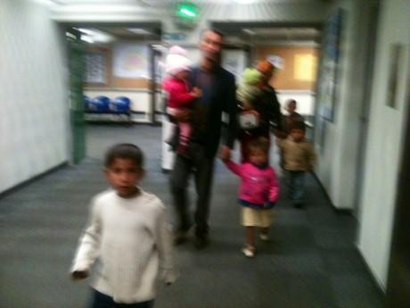 famille mairie 6 enfants
