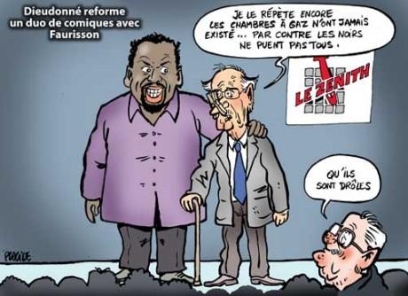 """""""Dieudonné insulte la République"""""""