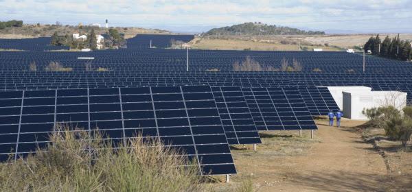 EDF collabore aux fermes solaires en Israël