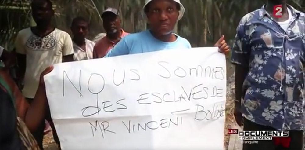 AFRIQUE-FRANCE, UNE MÊME MENACE  POUR LA SOUVERAINETÉ ÉCONOMIQUE: LE GROUPE BOLLORÉ