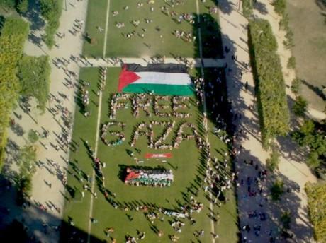 Gaza, Toulouse est avec toi