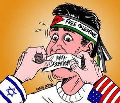 free palestine antisémite