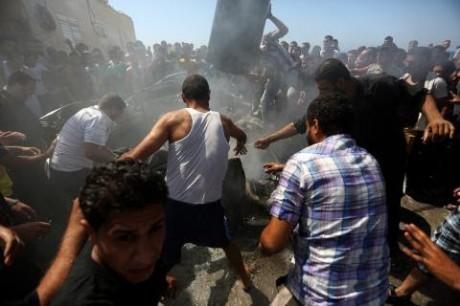 Deux morts et six blessés à Gaza ce vendredi 27  juin 2014