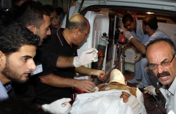 L'armée israélienne blesse 5 manifestants pacifistes à Gaza