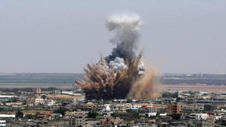STOP à la terreur et aux massacres israéliens ! Mobilisation!