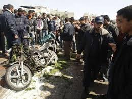 Palestine au coeur: Gaza encore bombardée