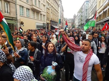 Des Israéliens de Strasbourg appellent à un rassemblement mercredi 16 juillet à 15 h devant le Parlement européen