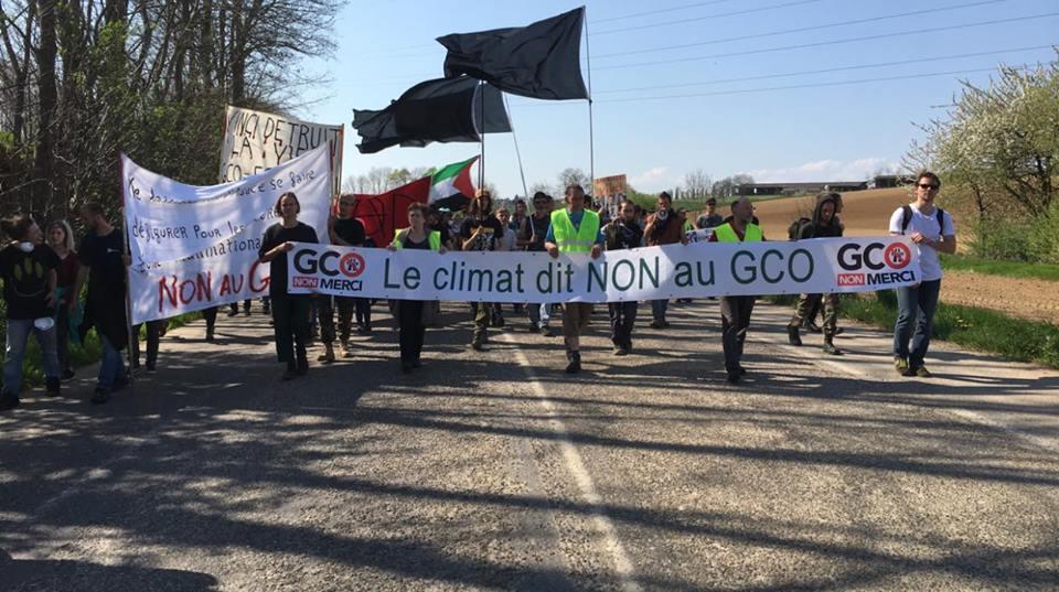 Lettre à Nicolas Hulot contre le GCO