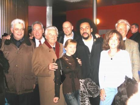 Roland Dumas victime, consentante d'une manipulation de Bourdin sur BFMTV