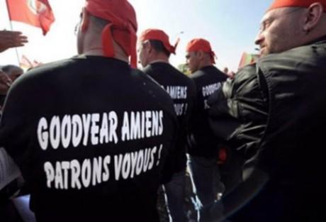 Goodyear – Arcelor même combat !