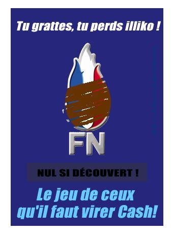 Manifestation anti-FN jeudi 29 mai à Strasbourg