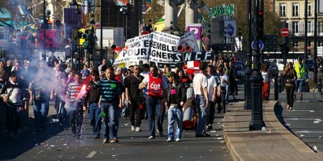 Convergence des luttes, convergence des grèves