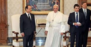 Manuel Valls au Vatican pour deux canonisations