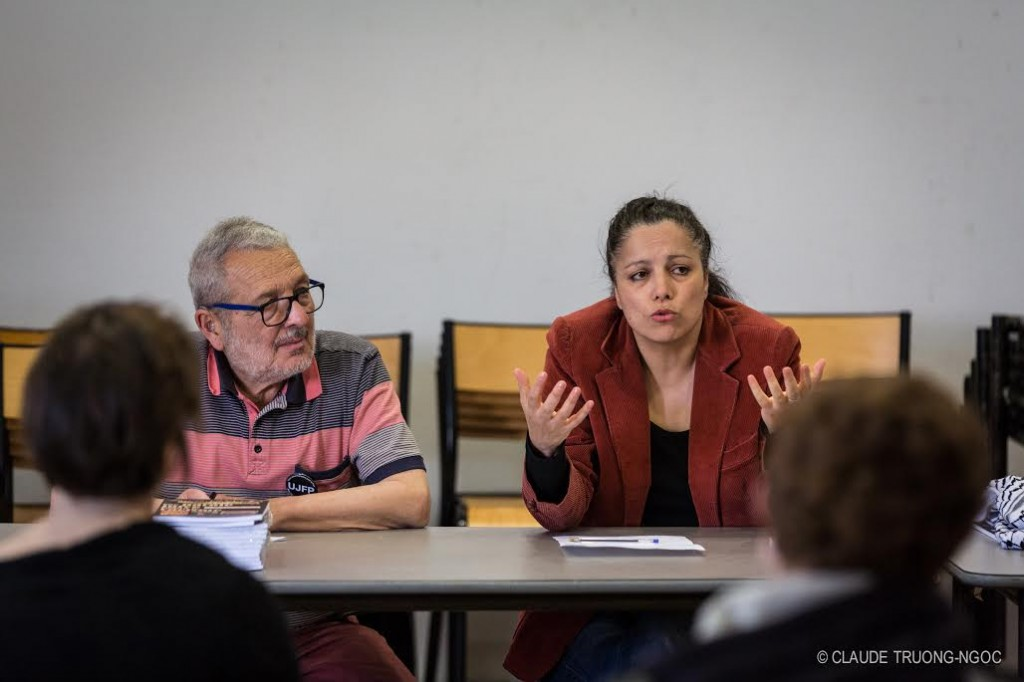 Débat UJFP-Alsace/Houria Bouteldja [vidéos]