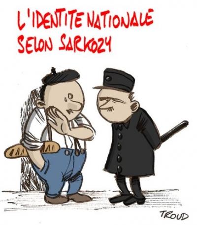 Les habits défraichis du président Sarkozy