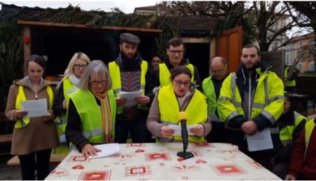 Gilets Jaunes: à Commercy, l'Assemblée des Assemblées, en janvier 2019