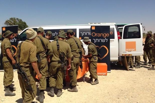 Comment Orange a soutenu le massacre israélien à Gaza.