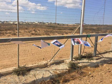 Antisionistes israéliens et Palestiniens de Gaza manifestent ensemble