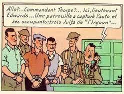 Irgoun-Nazis, même combat anti-britannique! [Hajo Meyer]