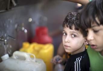Pour les enfants palestiniens