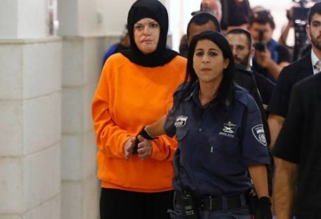 Liberté pour Israa Jaabis!