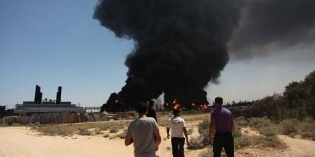 Israël détruit un projet financé par la Belgique