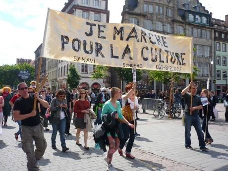 Festival d'Avignon: Pas de culture sans droits sociaux!