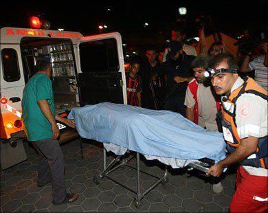 L'armée israélienne a tué un jeune palestinien à Gaza
