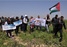 30 mars: Journée de la terre en Palestine