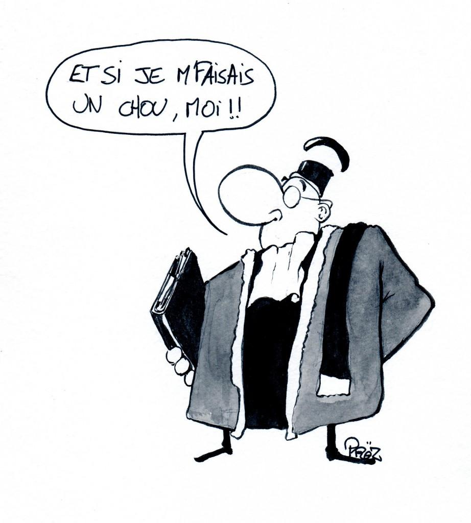juge chou