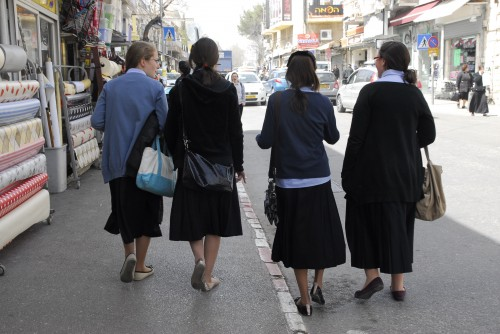 La feuille de chou islamophobie galopante stop for Juives portent une perruque