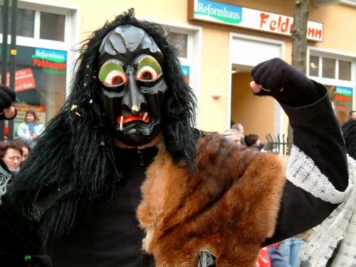 Elsass/Alsace: le Carnaval ne passera pas!