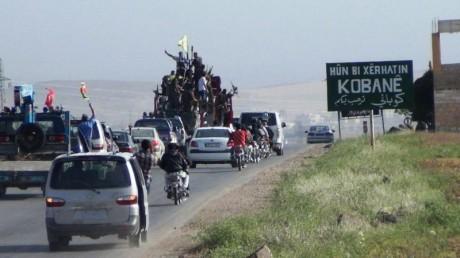 Kobane menacée par Daesh